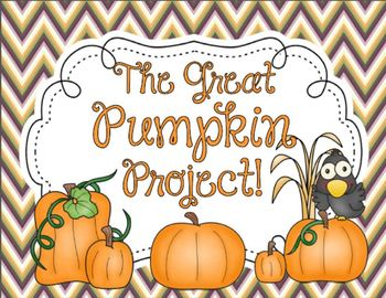 The Great Pumpkin Project!