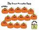 Halloween Verb and Noun Task Cards