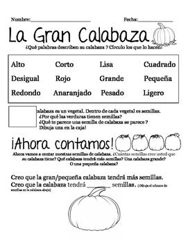 The Great Pumpkin (SPANISH)