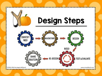 Fall STEM Challenge: The Great Pumpkin Slinger - SMART Notebook - Grades 5-8