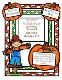 The Great Pumpkin Smash - A STEM activity