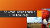 The Great Punkin Chunkin STEM Challenge (K-8)
