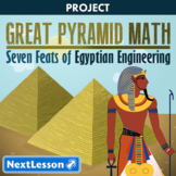 The Great Pyramid Math - Projects & PBL