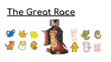 The Great Race Story about the Chinese Zodiac