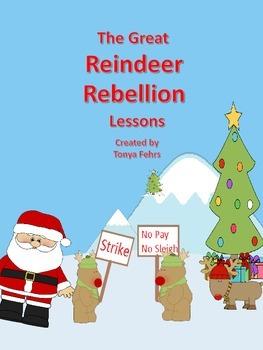 Christmas:  The Great Reindeer Rebellion