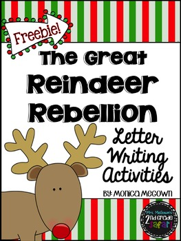 The Great Reindeer Rebellion Letter Writing Activities