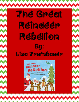 The Great Reindeer Rebellion Literature Unit