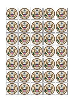 The Great Seal Bingo