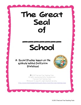 The Great Seal of Your School