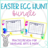 The Great Second Grade Easter Egg Hunt Challenge: Bundle
