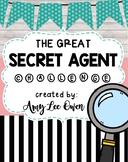 The Great Secret Agent Challenge