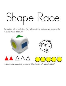 The Great Shape Race