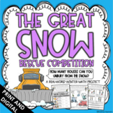 The Great Snow Rescue Competition - Winter Project Based Learning