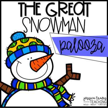 The Great Snowman Palooza! {Activities, Crafts, and MORE!}