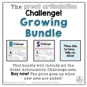 The Great Sound Challenge Growing Bundle