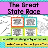 US Geography Activity