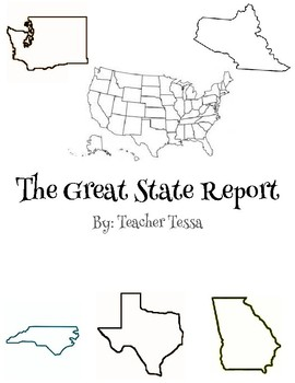 The Great State Report