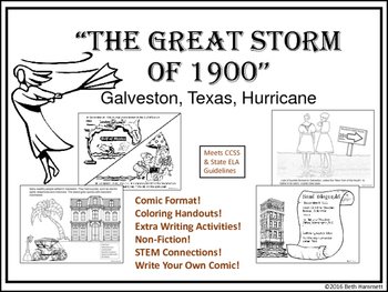 The Great Storm of 1900