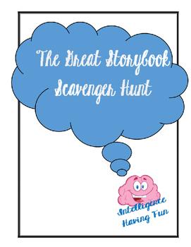 The Great Storybook Scavenger Hunt