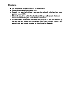 Statistics:  The Great Gummy Bear Experiment (Experiments)
