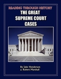 The Great Supreme Court Cases Bundle