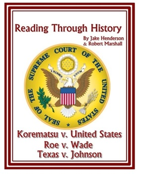 The Great Supreme Court Cases: Korematsu, Roe v. Wade, Tex
