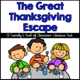 The Great Thanksgiving Escape Book Unit