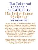 The Great Toilet Paper Debate