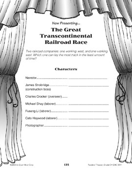 The Great Transcontinental Railroad Race