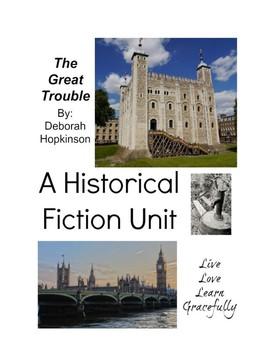 The Great Trouble by Deborah Hopkinson - Literature Unit