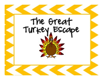 The Great Turkey Escape