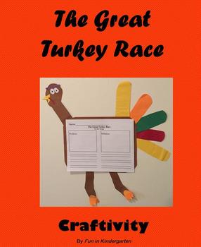 The Great Turkey Race Craft