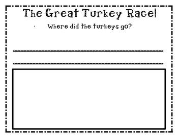 The Great Turkey Race Freebie
