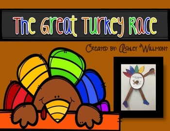 The Great Turkey Race {book companion}