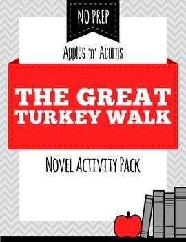 The Great Turkey Walk