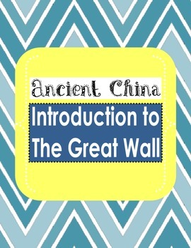 The Great Wall of China Introduction