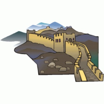 The Great Wall of China- Text and Exercise Sheets