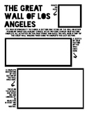 The Great Wall of Los Angeles Activity