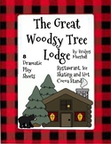 The Great Woodsy Tree Lodge Dramatic Play