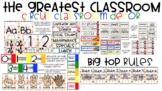 Circus {The Greatest Classroom} | Classroom Decor Set