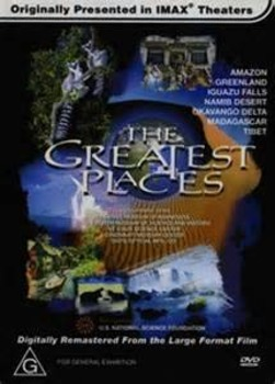 The Greatest Places - Movie Guide