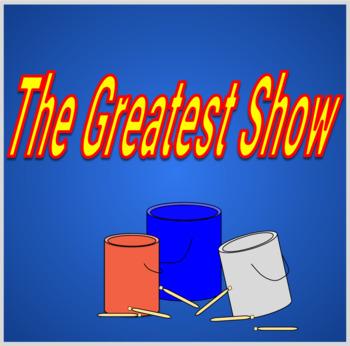The Greatest Show - Bucket Drumming Arrangement