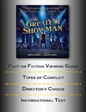 The Greatest Showman: Fact or Fiction, Conflict and Director's Choice
