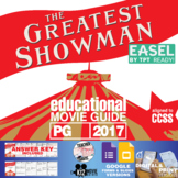 The Greatest Showman Movie Guide | Questions | Worksheet (PG - 2017)