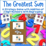 The Greatest Sum   Adding With Multiple Digits