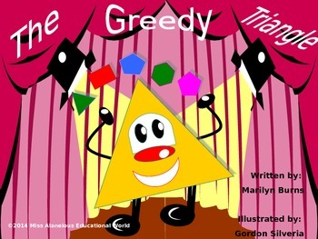 The Greedy Triangle: An Animated Powerpoint for Instructional Use!