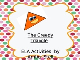 The Greedy Triangle---Character Activities
