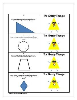 The Greedy Triangle - Geometry Fun!