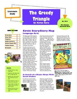 The Greedy Triangle: Literature Study