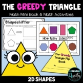 The Greedy Triangle Math Book & Activities